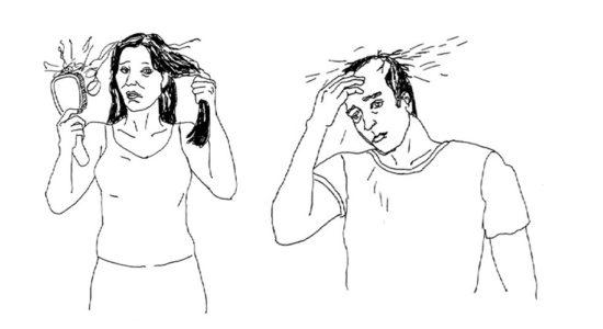 Zabiegi na włosy